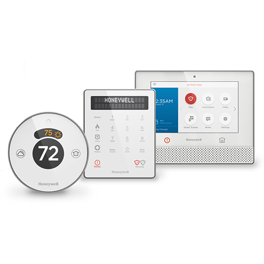 Honeywell-Lyric-Fire-Alarm-System