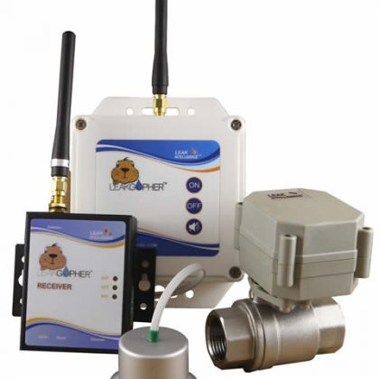 Water & Leak Management Leak Detection System