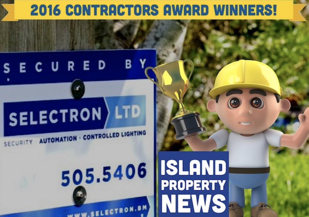 Island Property News Home Security Contractor Of The Year 2016