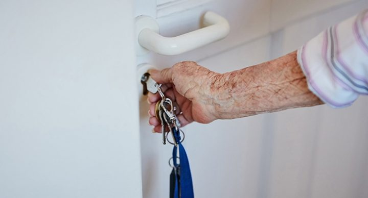 3 Ways to Protect Your Elderly Relatives with Home Security