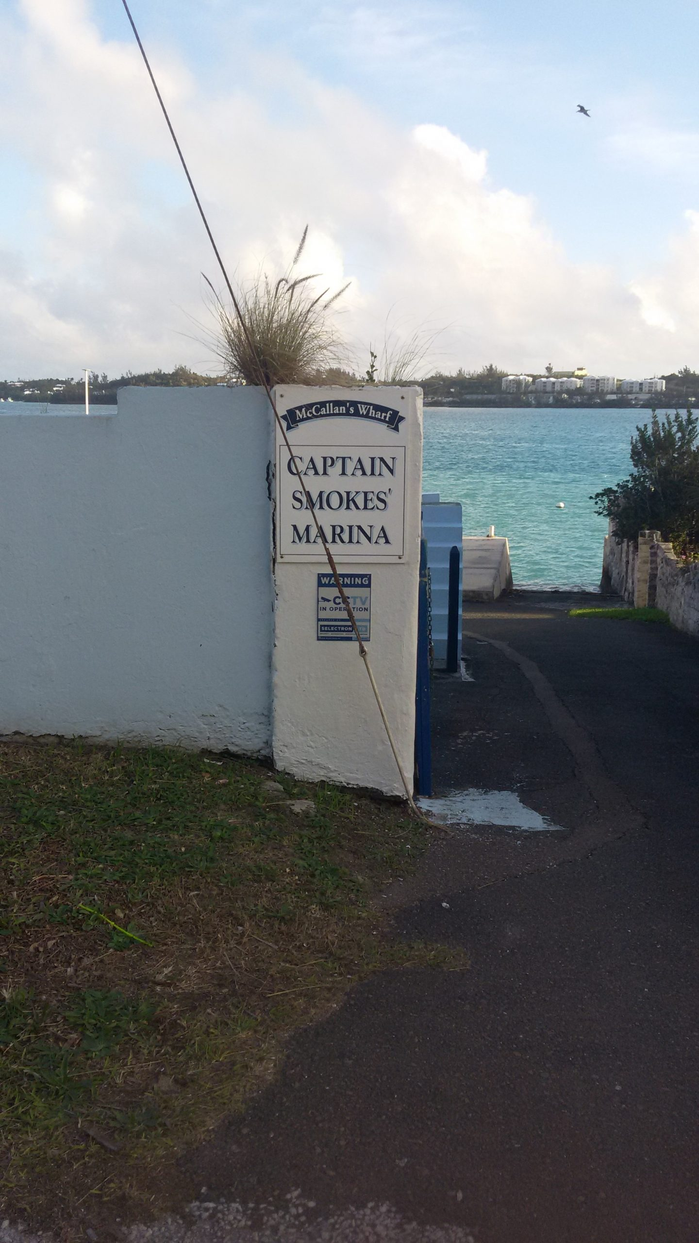 Captain Smokes' Marina