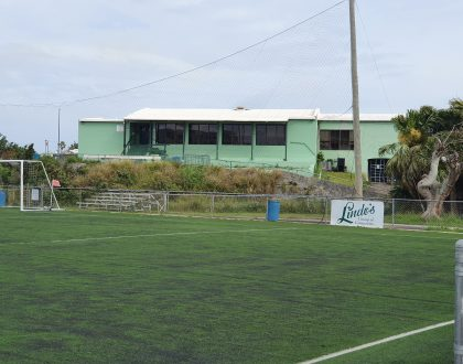 Bermuda Athletic Association Upgrade Pembroke Clubhouse Fire Detection System with Honeywell Vista 128FBPT