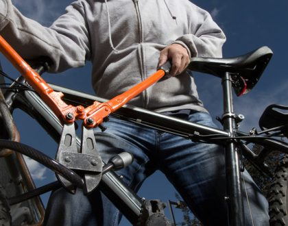 How to Combat Bike Theft