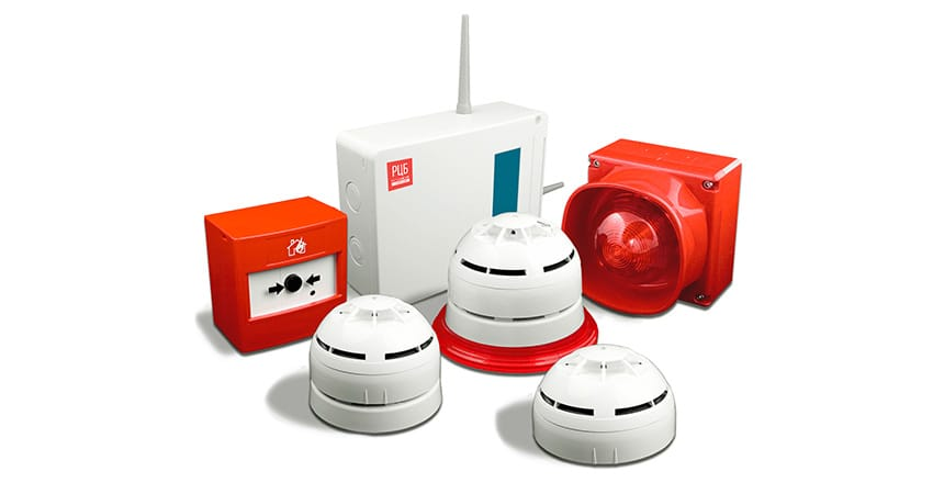5 Types of Fire and Smoke Alarm