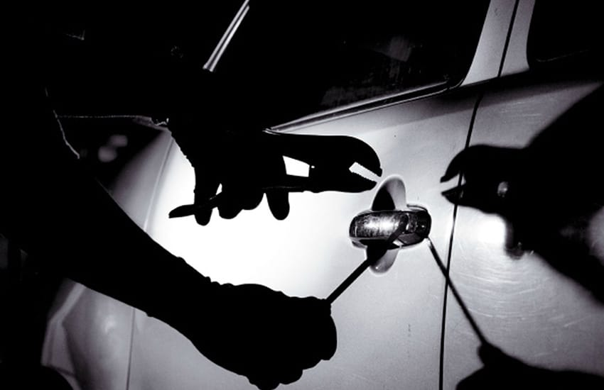 How to Protect Yourself from a Rise in Vehicle Theft