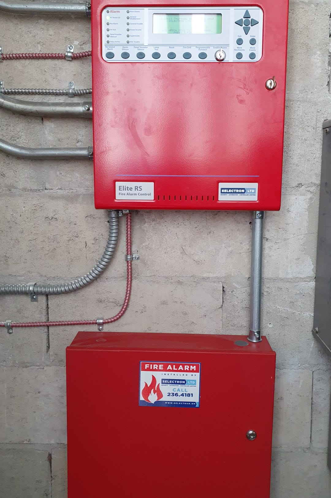 Addressable Fire System