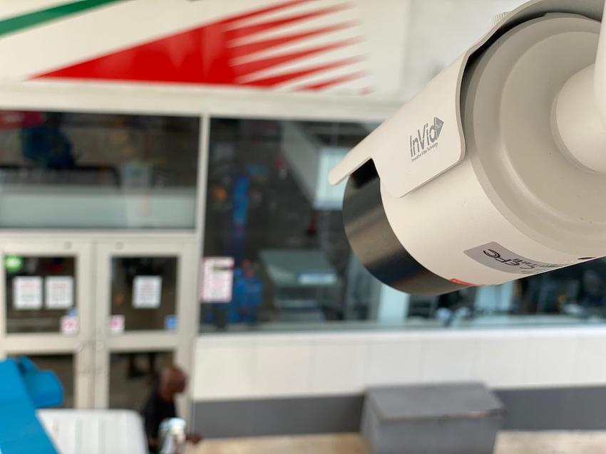 RUBiS Warwick Upgrade CCTV Cameras to HDCVI InVidTech 1