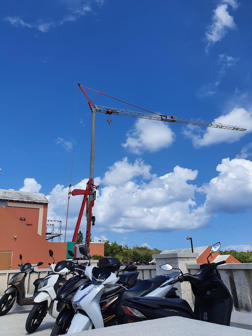 updates and progress at Lindo's Devonshire.