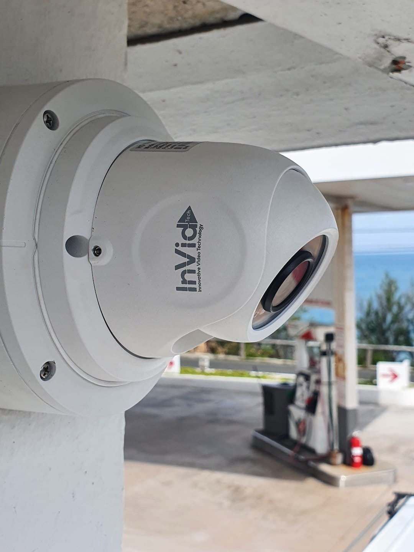 RUBiS Terceira's North Shore Upgrade CCTV Cameras to InVidTech HDCVI Range