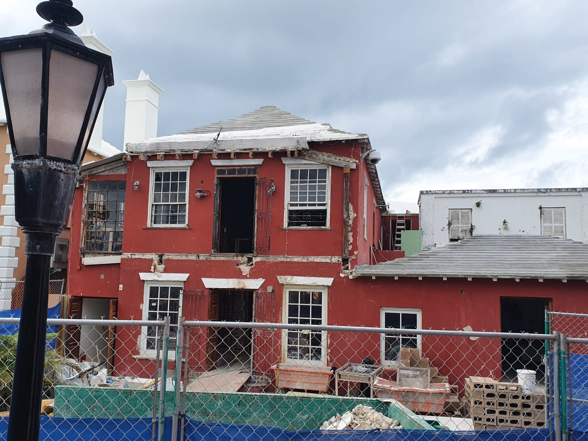 Four Star St. George's - Renovations